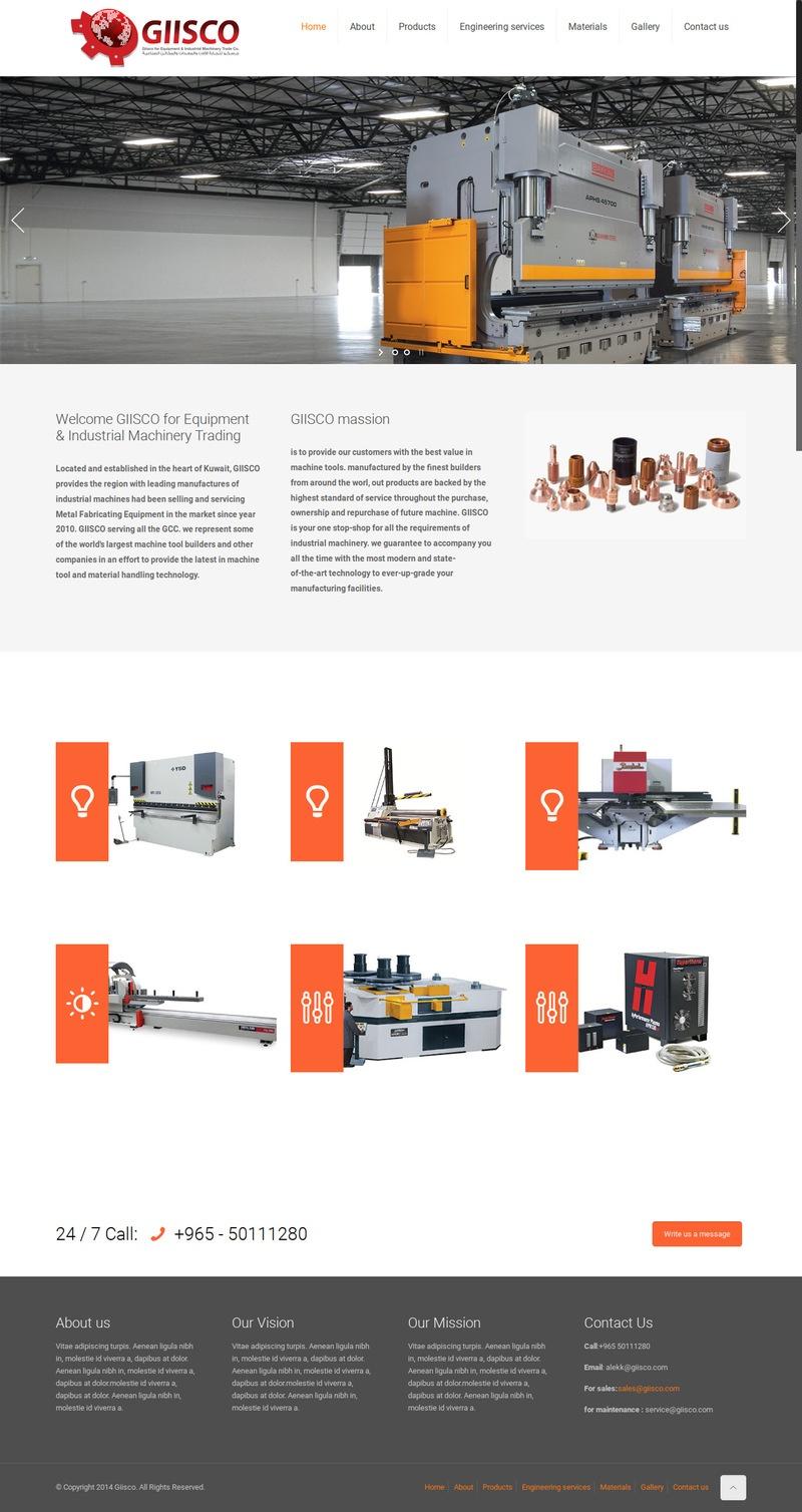 waleed-sayed-Website Design & Development - Giisco