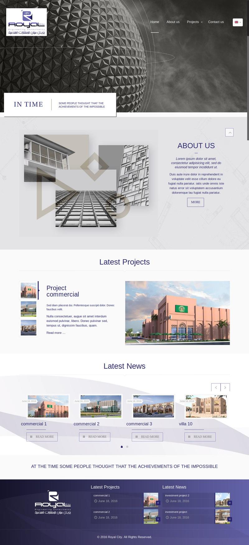 waleed-sayed-Website Design & Development - Royal City