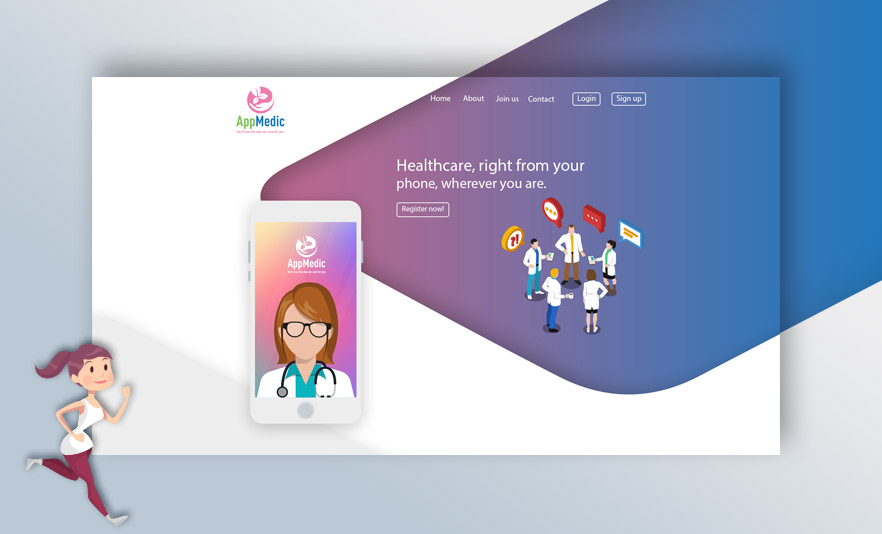 appmedic-website-design-waleed-sayed