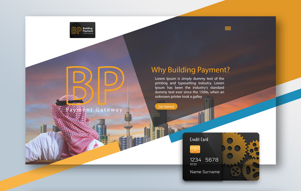 Building-payment-website-design-waleed-sayed
