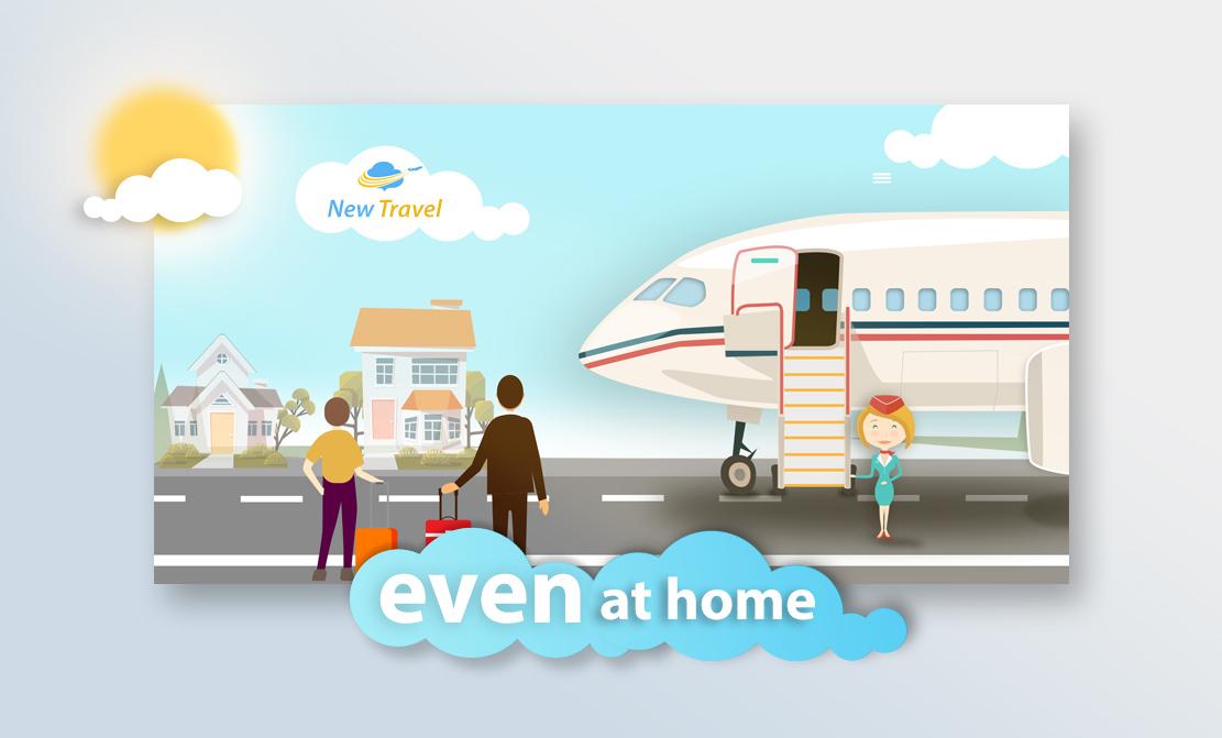 travel-website-design-waleedsayed