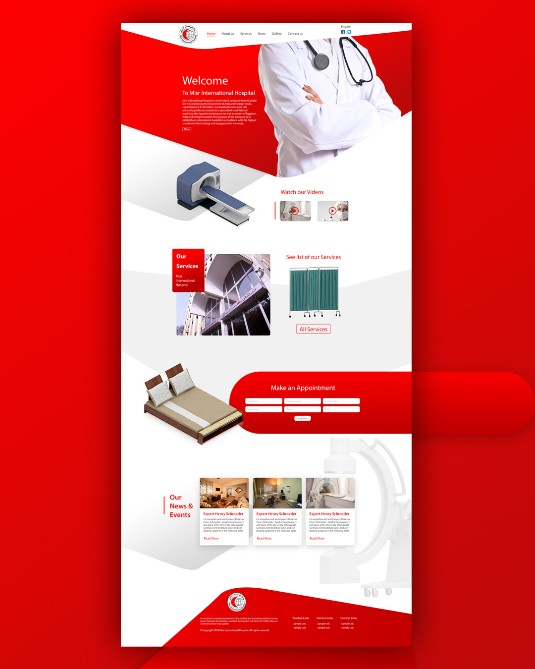 misr-hospital-website-design-development-waleedsayed