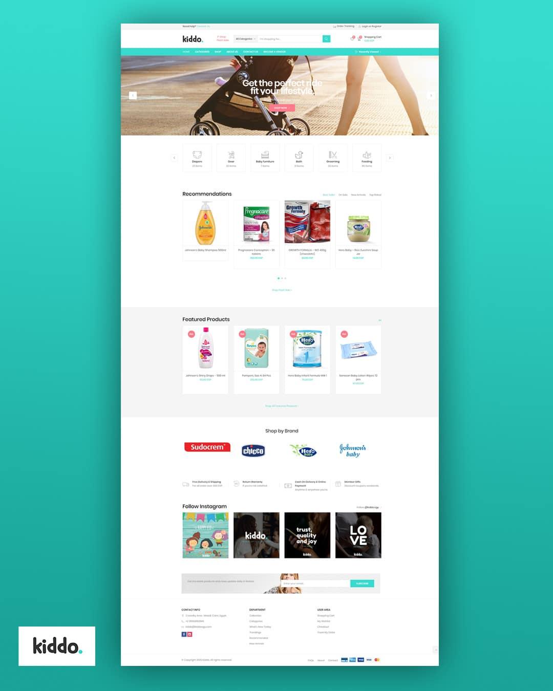 kiddo-website-design-development-waleedsayed
